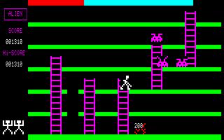 ALIEN PART2 (PC-8001)(1981)(Kogakusha)