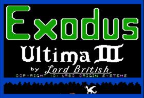 Ultima III - Title#3 (Apple II)(1983)(Origin Systems)